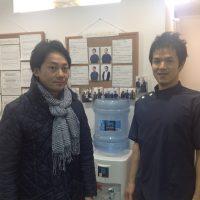 目黒区にお住いの大塚貞治さん(40代会社員)